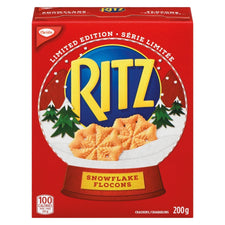 Image of Ritz Snowflake Crackers 200 G