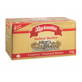 Image of Lactantia Butter Sticks, Salted 454g