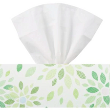 Image of Majesta Facial Tissue Assorted 136Sheet