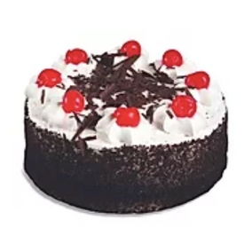Image of Niche Black Forest Cake 6 Inch