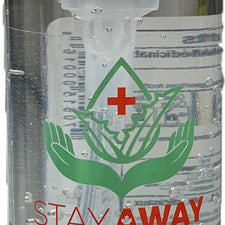 Image of Stay Away Gel Pump Sanitizer 238 mL