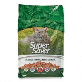 Image of Super Saver Cat 3 Flavour 1.5 Kg