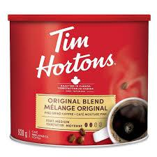 Tim Hortons Original Tin 930G