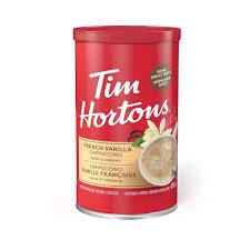 Image of Tim Hortons French Vanilla Cappuccino 454 G