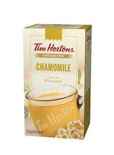 Image of Tim Hortons Chamomile Tea 20 Pk