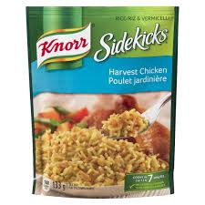 Image of Sidekick Harvest Chicken Rice 133g