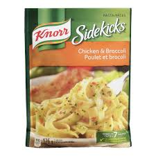 Sidekick Pasta Chicken & Broccoli 126g
