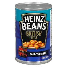 Image of Heinz Beans British Style 398 ML