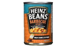 Image of Heinz Bbq Style Beans 398 ML