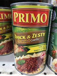 Image of Primo Thick And Zesty Roasted Garlic 680 ML