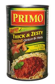 Primo Thick And Zesty Roasted Onion 680 ML