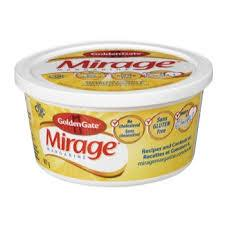 Image of Mirage Soft Margarine 850g