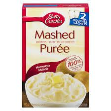 Betty Crocker Homestyle Mashed Potatoes 180 G