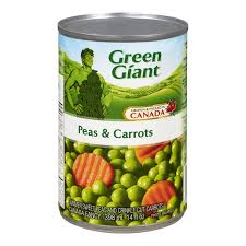 Image of Green Giant Peas & Carrots 398 ML