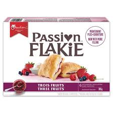 Image of Vachon Passion Flakie 3 Fruits 305 G