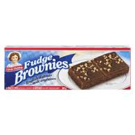 Image of Little Debbie Fudge Brownies 450 G