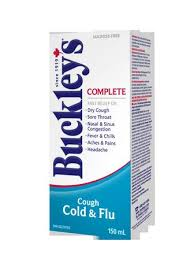 Buckleys Complete Cough Cold And Flu 150 ML