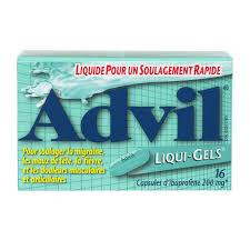 Image of Advil Liquid Gel 16Pk