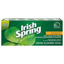 Irish Spring Original Hand Soap 6Pk