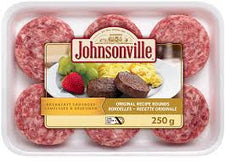 Image of Johnsonville Breakfast Rounds 250 G