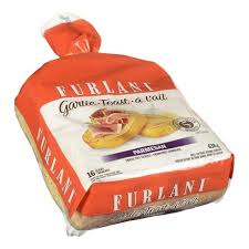 Image of Furlani Garlic Toast Parmesan 638 G