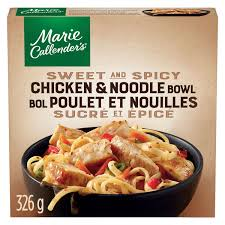 MC Sweet & Spicy Chicken & Noodle Bowl 326 GR
