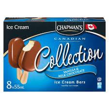 Image of Canadian Collection Milk Chocolate Bars 8Pk