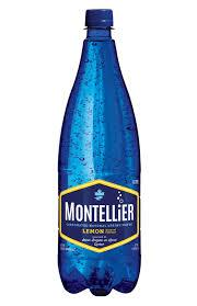 Montellier Lemon Carbonated Water 1L