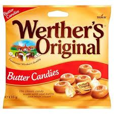 Image of Werthers Original135g