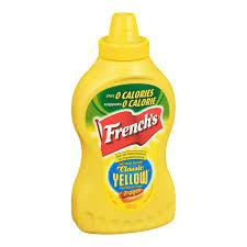 Frenchs Squeeze Mustard 400mL