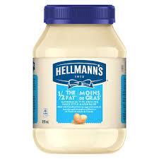 Image of Hellmans Mayonnaise, Half Fat 890mL