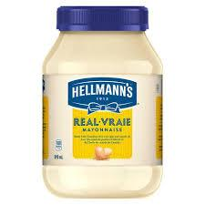 Image of Hellmans Real Mayonnaise 890mL