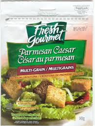 Image of Fresh Gourmet Croutons, Parmesan Ceasar 142g