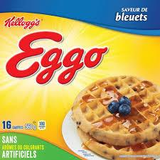 Eggos Blueberry Economy Pack 560 G