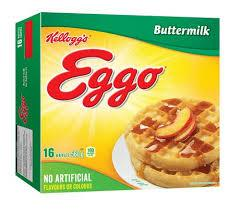 Image of Eggos Buttermilk Economy Pack 560 G