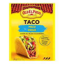 Image of Old El Paso Mild Taco Seasoning 24 G