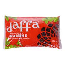 Jaffa Sultanas Seedless Raisin 650 G