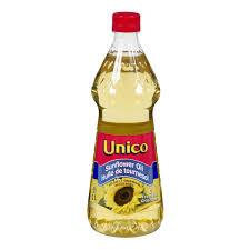 Image of Unico Sunflower Oil 1 Litre