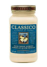 Image of Classico Four Cheese Alfredo Sauce 410 Ml