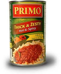 Image of Primo Thick And Zesty Hot & Spicy 680 ML