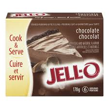 Image of Jello Chocolate Cooked Pudding 6Serv