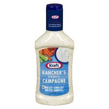 Image of Kraft Ranchers Choice Dressing 475 Ml