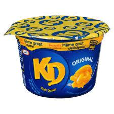 Image of Kraft Original Dinner Cup 58 G