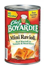 Image of Chef Boyardee Mini Ravioli 425g