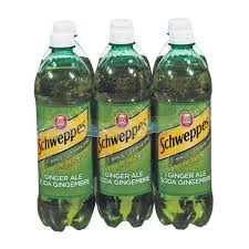 Schweppes Ginger Ale 6X710 Ml