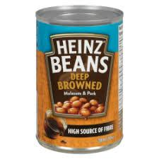 Image of Heinz Molasses Beans With Pork 398mL