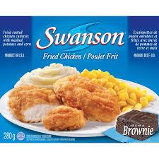 Swanson Fried Chicken Dinner 280 G