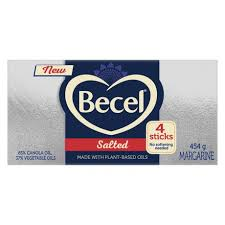 Image of Becel Butter Sticks, Salted 454 G