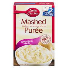 Image of Betty Crocker Roasted Garlic Mashed Pota 215Gr.
