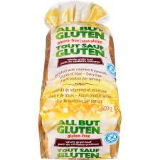 Image of All But Gluten Whole Grain Loaf 600g